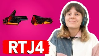 RUN THE JEWELS - RTJ4  💎 full album first reaction + review!!
