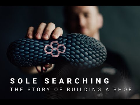 Sole Searching: The Story Of Building A Shoe (Trailer)