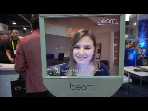 CES 2017: Beam Pro - Amazing telepresence device