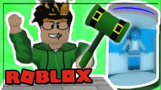 FEELING LUCKY IN ROBLOX FLEE THE FACILITY!
