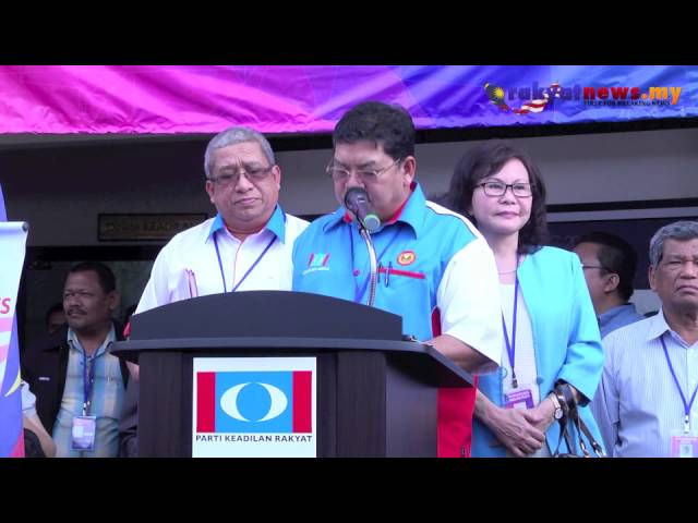 Senarai Calon Pemilihan Parti Keadilan Rakyat 2014