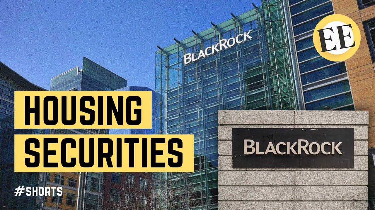 Is BlackRock Ruining the Housing Market? #Shorts