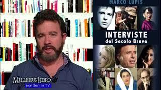 Marco Lupis presenta il suo ultimo libro su RAI 1