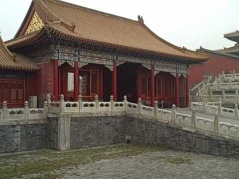 Inside Beijing's Forbidden City