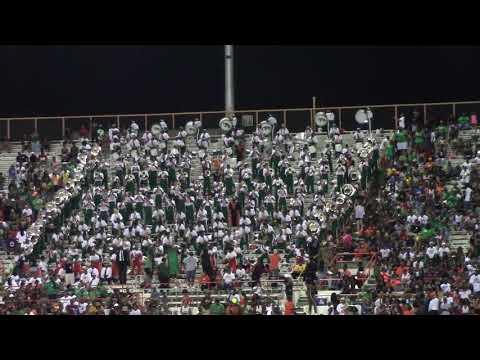 7. FAMU Marching 100 vs Savannah St. U. - Stand Jam 2 - 09/22/18