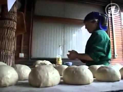 азербайджанский чурек рецепт приготовления в домашних условиях в духовке