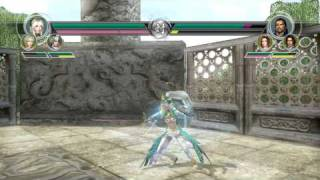 Musou Orochi Z PC Gameplay Vs mode Round 2