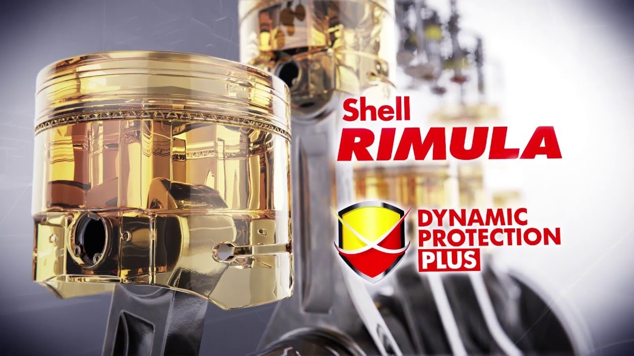 Shell Rimula - Dynamic Protection Plus technology explained