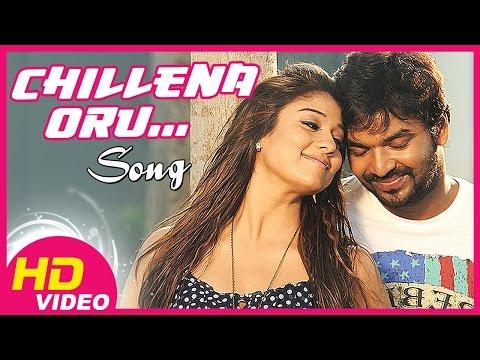 Raja Rani Songs   Songs  1080P HD  Songs Online  Chillena Song