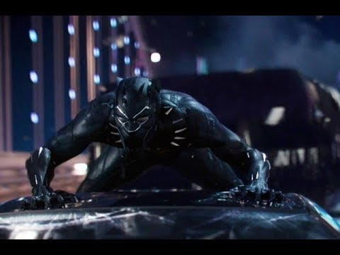 The Black Panther - Movie Clip (HD-Pro)   Cinetext