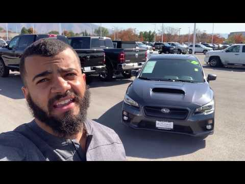 Auto Better then manual? Subaru WRX CVT