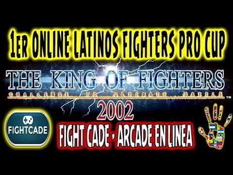 KOF2002 / 1st Online Latinos Fighters Pro Cup 2018 / Day 1 / LDA KULA - RAFA - RINO - ALDO - JAVA...