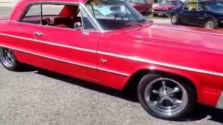1964 IMPALA SS-4 SPEED-FOR SALE