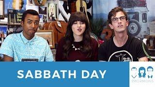What do Mormons do on Sunday?   3 Mormons