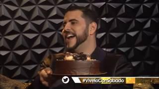 Sábado en la Noche | Manuel Silva y Verónica Gómez aclararon polémica radial (5/8)