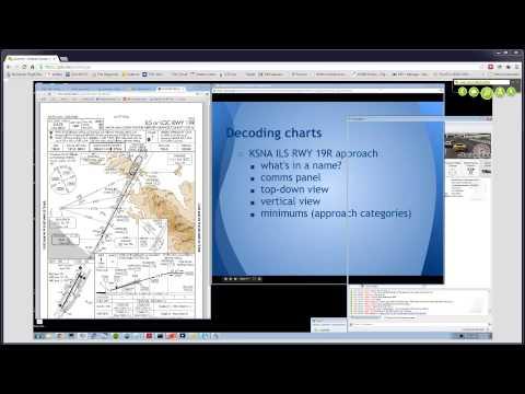 PilotEdge IFR workshop #4: Instrument Approaches (Part 1)