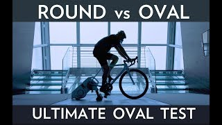 🔥 Are You Ready to TRY OVAL chainring ?  Extreme Test  ROUND vs OVAL