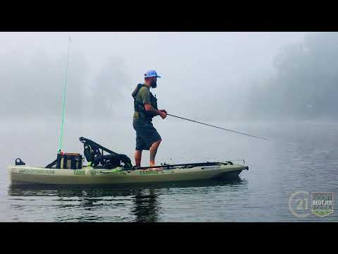Why I Fish From A Kayak...