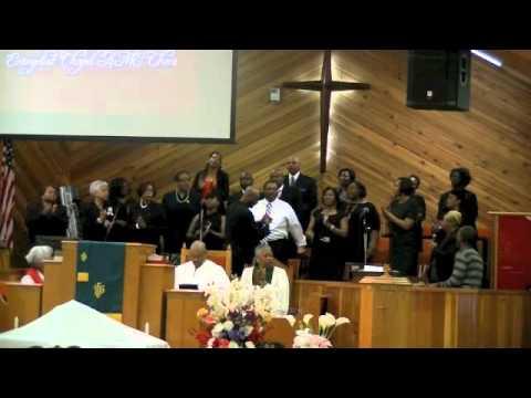 He Lives Beverly Crawford Evangelist Chapel AME Church Choir