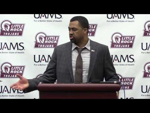 Wes Flanigan - South Alabama Post Game