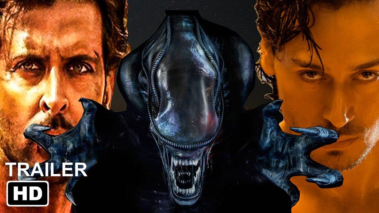 Krrish 4 Trailer( 2019) - New Concept ( Fake / Fanmade ) - Hritik Roshan &  Tiger Shroff