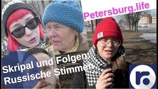 Skripal & Folgen: Stimmen aus Russland