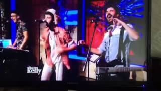 ajr on live with kelly
