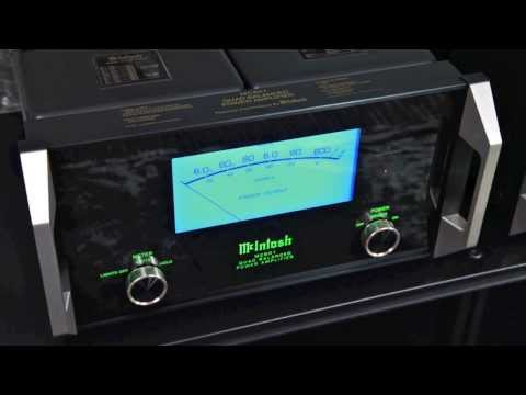 Stereo Design McIntosh MC601 Mono Amplifiers in HD