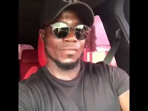 "STEPHEN APPIAH'S REACTION AFTER ""OH PROMEH"" SINGING CHALLENGE TRENDS WORLDWIDE"