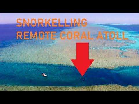 Port Hedland to Rowley Shoals trip 2016 (WA)