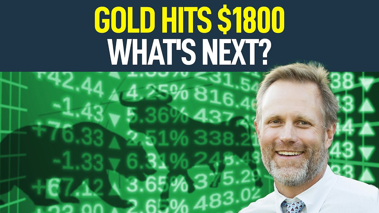 Gold Hits $1800 -- What's Next? (Market Update 7.3.20)