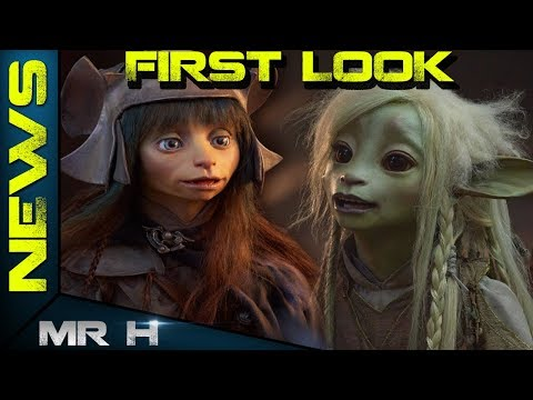 FIRST LOOK Netflix Dark Crystal Age Of Resistance & Official Plot Synopsis ( Dark Crystal Prequel )