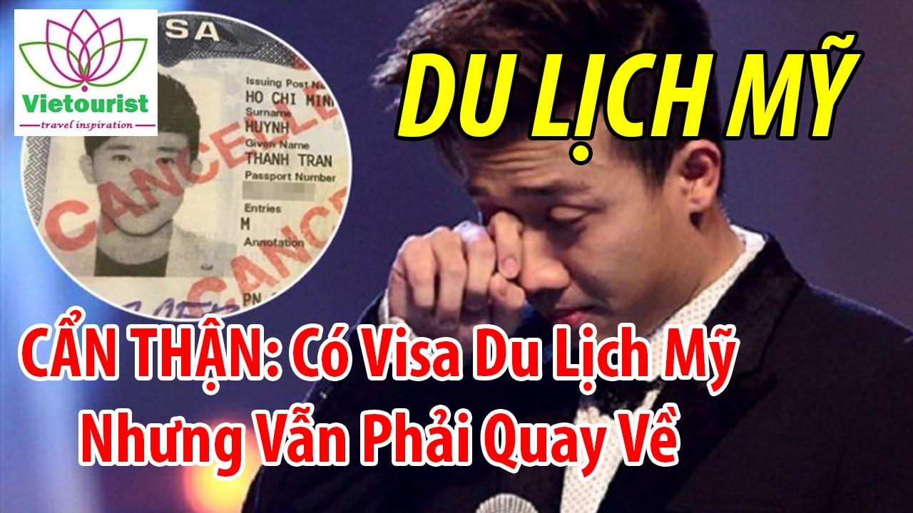 Du Lịch Mỹ - Cẩn Thận: Có Visa Du Lịch Mỹ Nhưng Vẫn Phải Quay Về - Vietourist.com.vn
