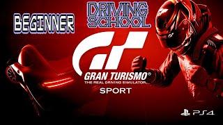 Gran Turismo DRIVING SCHOOL (1/21/19)