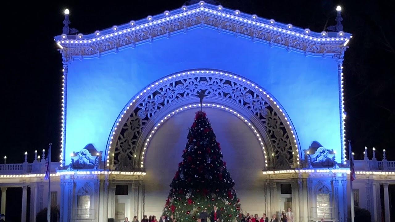 december nights balboa park san diego 2017 - Balboa Park Christmas Lights