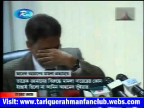 Tarique Rahman in Conspiracy - Created by Nayaparajcd