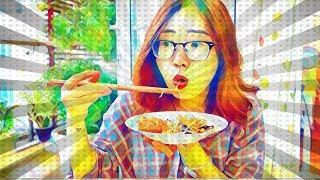 Ăn BÁNH FLAN của nhà trồng được 🤣 _ Giới thiệu món ăn vặt Sài Gòn