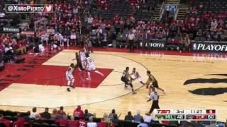 Toronto Raptors vs Milwaukee Bucks - Full Game Highlights | Game 5 | April 24, 2017 | NBA Playoffs