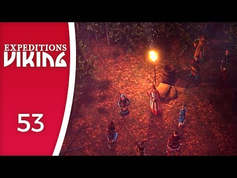 A (foolish) damsel in distress - Let's Play Expeditions: Viking #53