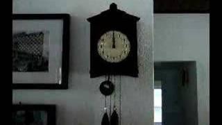 Russian Cuckoo Clock Маяк Majak