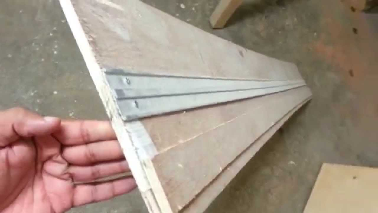 Make Your Own Circular Saw Guide - Woodworkers Guild of ...