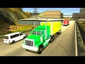 Cargo Transport Truck Mania 3D - Best Android Gameplay HD
