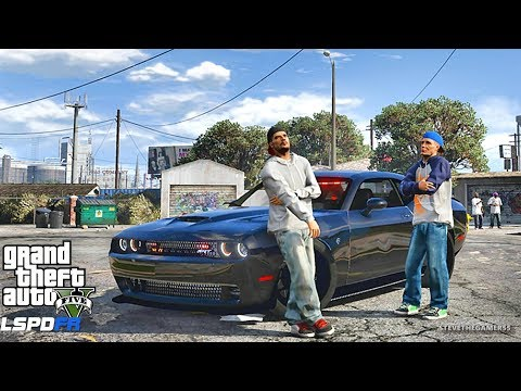 LSPDFR #597 GANG UNIT PATROL!! (GTA 5 REAL LIFE POLICE PC MOD) CHALLENGER