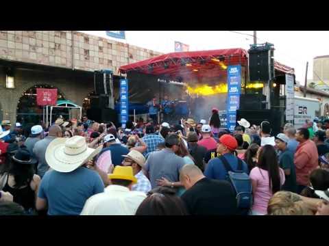 Cumbia at San Antonio Market Square Fiesta