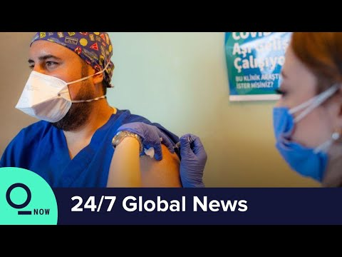 LIVE: Turkey Buys 50 Million Doses of China's Sinovac Covid Vaccine & More Top Stories