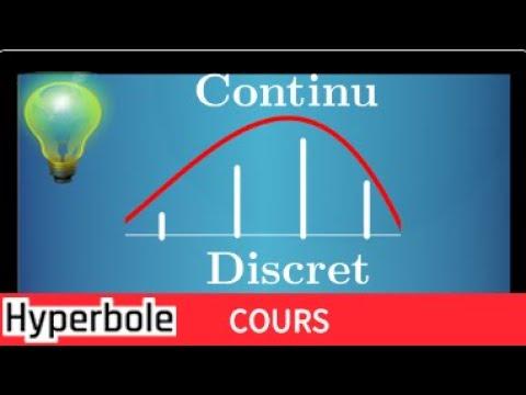 probabilité : comprendre la différence entre discret et continu