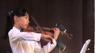プロコフィエフ ヴァイオリン協奏曲 第1番 ニ長調 作品19  第一楽章 Prokofiev Violin Concerto No. 1 in D major Opus 19 movement 1