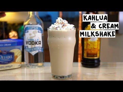 Kahlua And Cream Milkshake