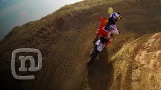 Ronnie Renner's Ocotillo Wells GoPro Motocross Trail Ride: Upside Down & Inside Out  Ep. 6