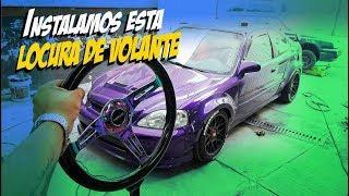 DIY - Instalando Volante Deportivo / Marco MAAP
